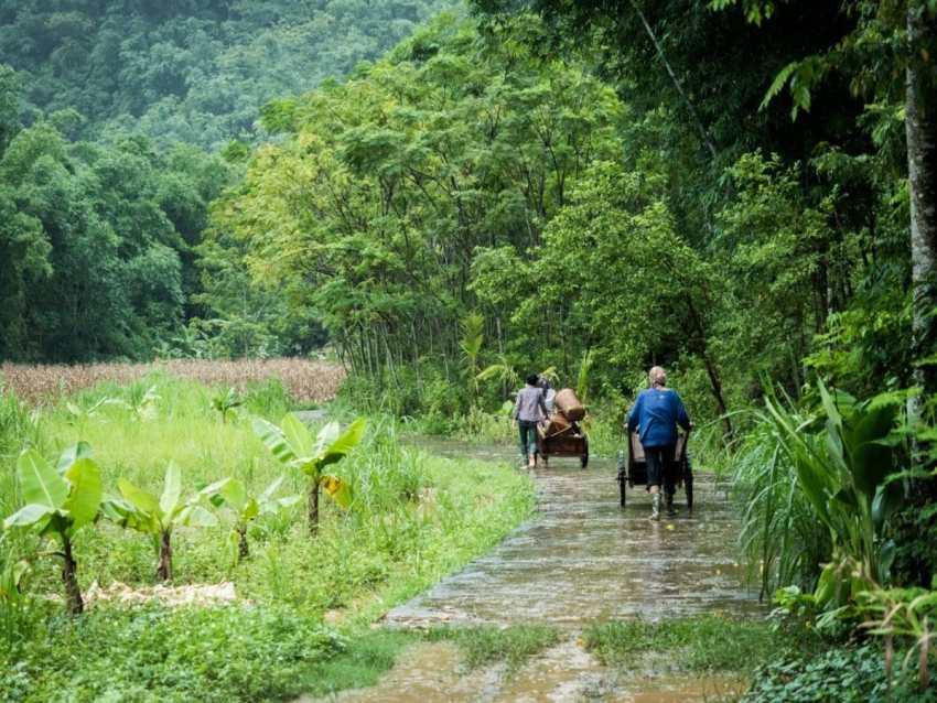 vietnam, ethnies minoritaire, mai chau