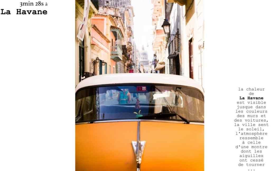 La Havane, cuba, old car
