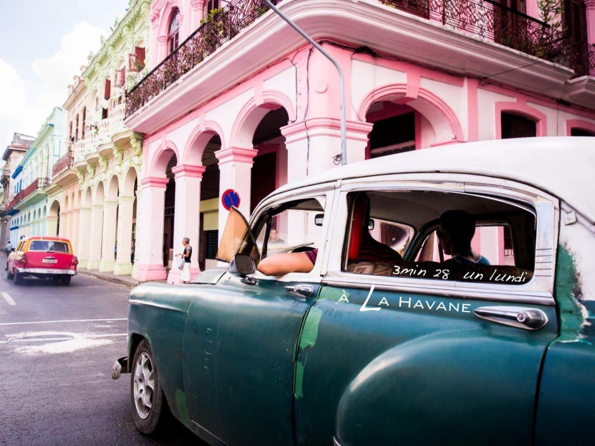 3min 28s à La Havane