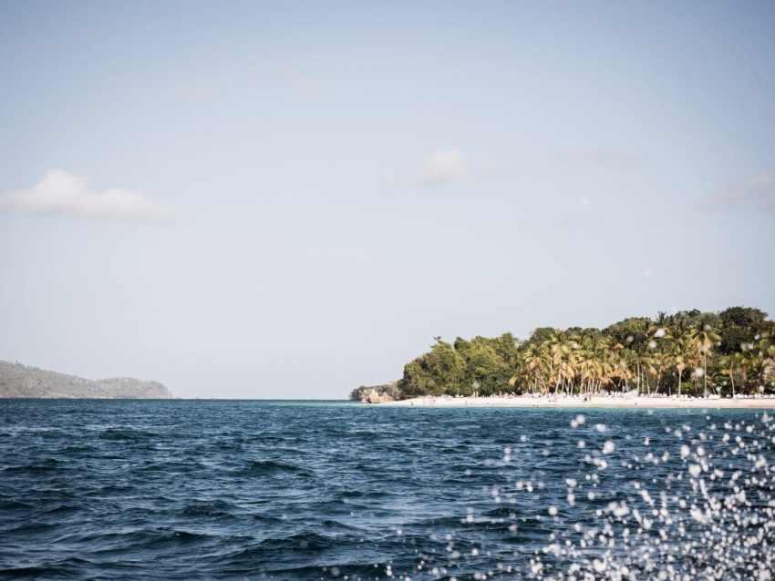 république dominicaine, samana, las terrenas, caraïbes, cayo levantado, los haitises