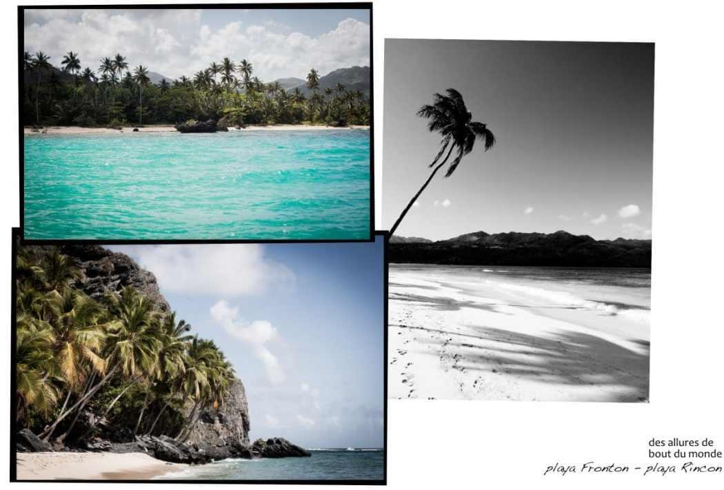 république dominicaine, samana, las terrenas, caraïbes, playa rincon, playa fronton