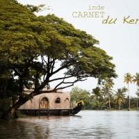 carnet de voyage au Kerala