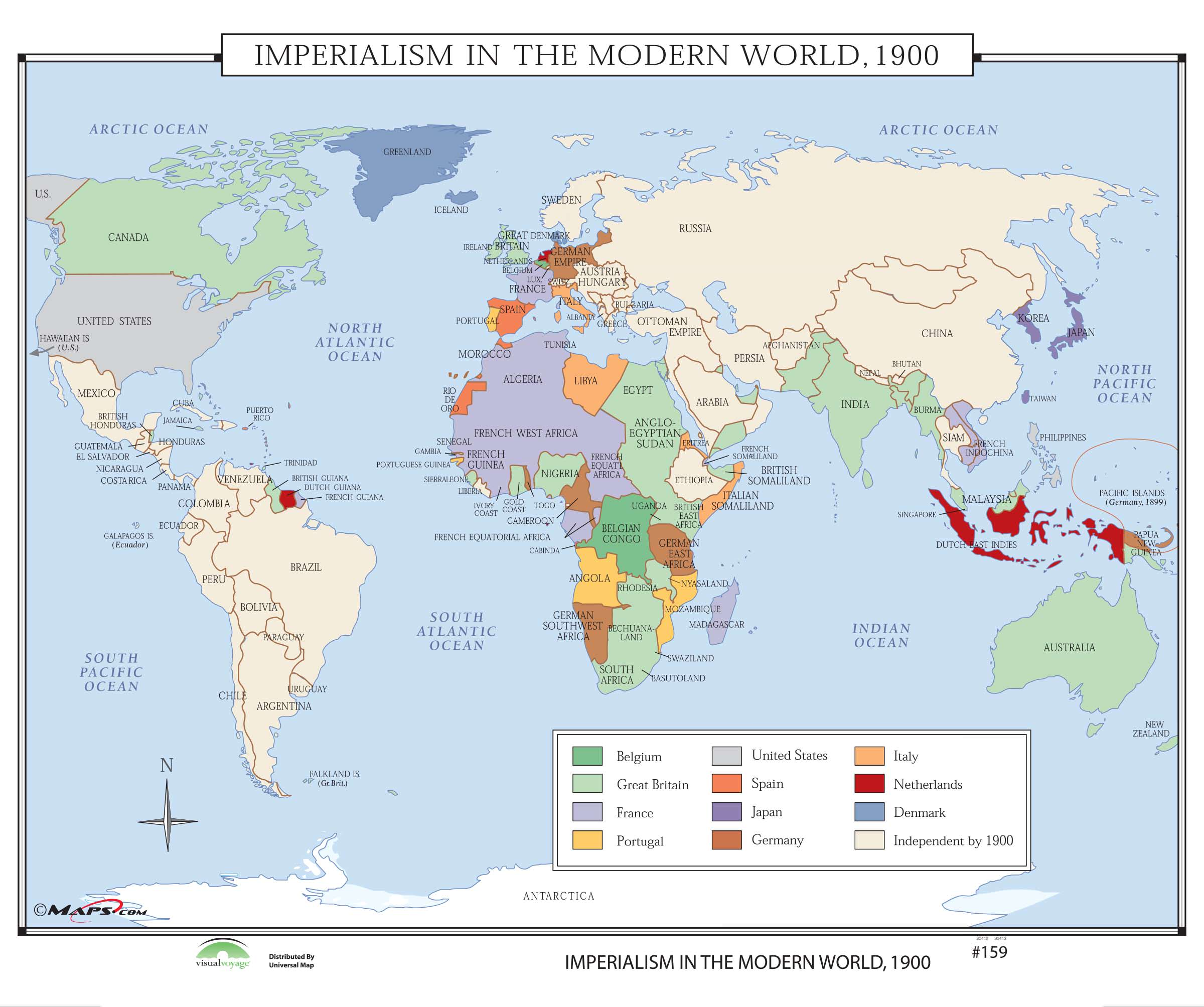 159 Imperialism In The Modern World On Roller W