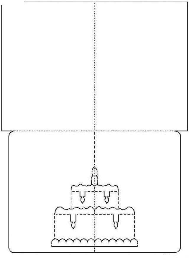 lgjnm-gb-1 Киригами: шаблоны и инструкции для начинающих. Таинственное киригами — советы для начинающих