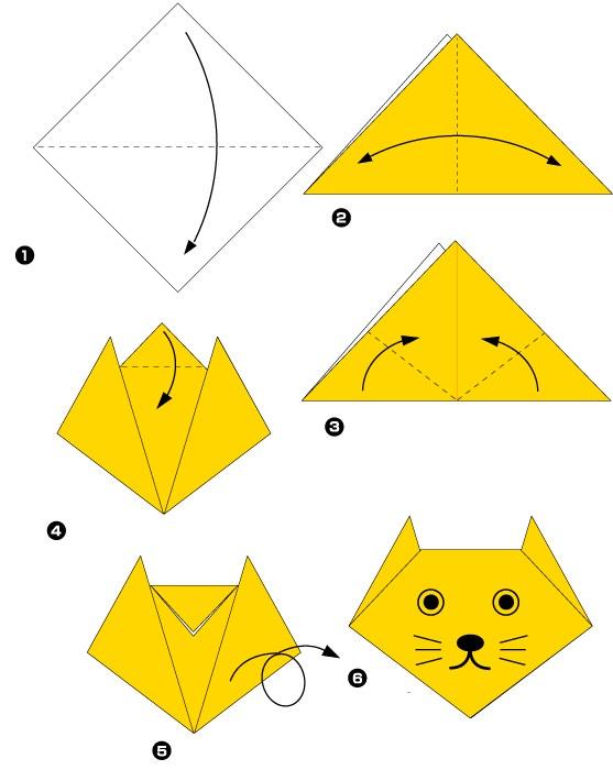 это картинки оригами и как делать примеру, покупка установка