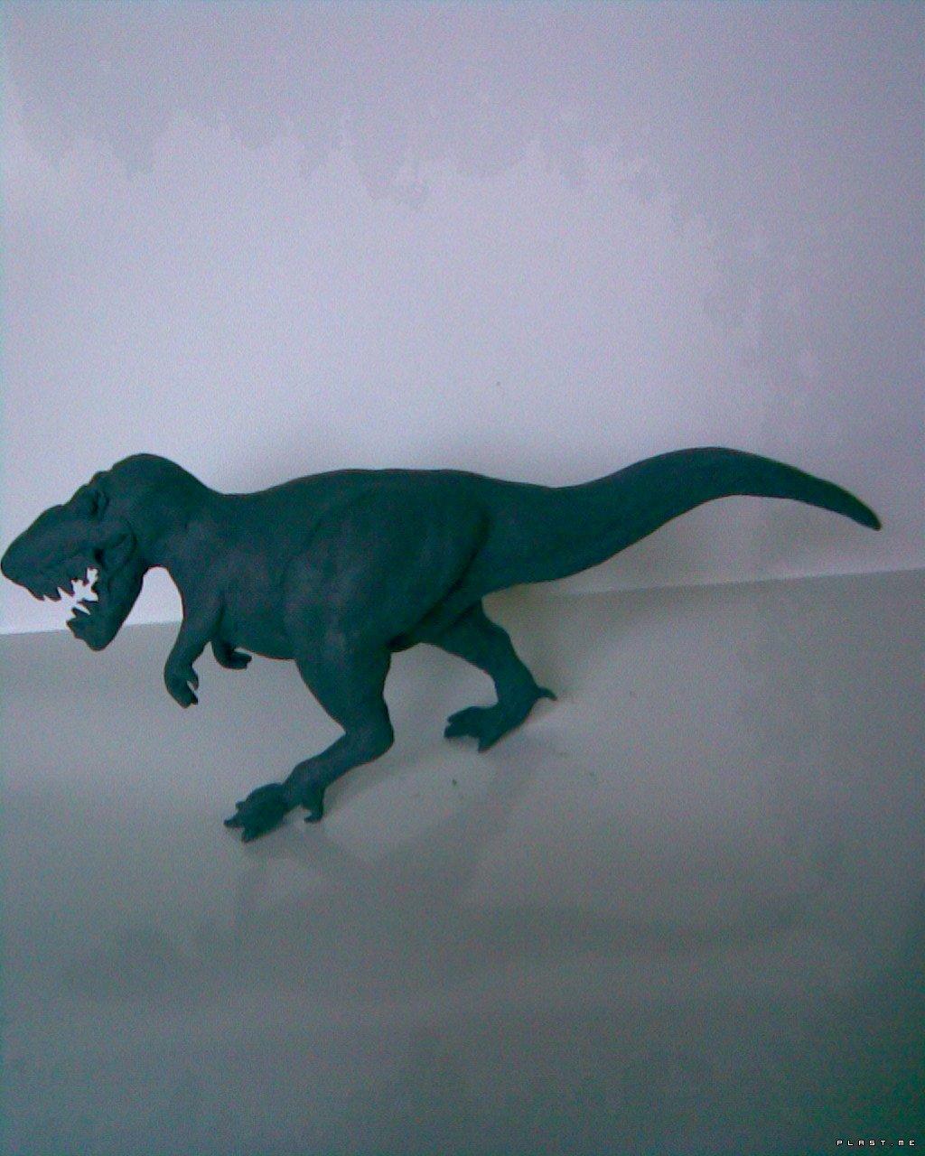 Динозавр пластилиновый картинка первой