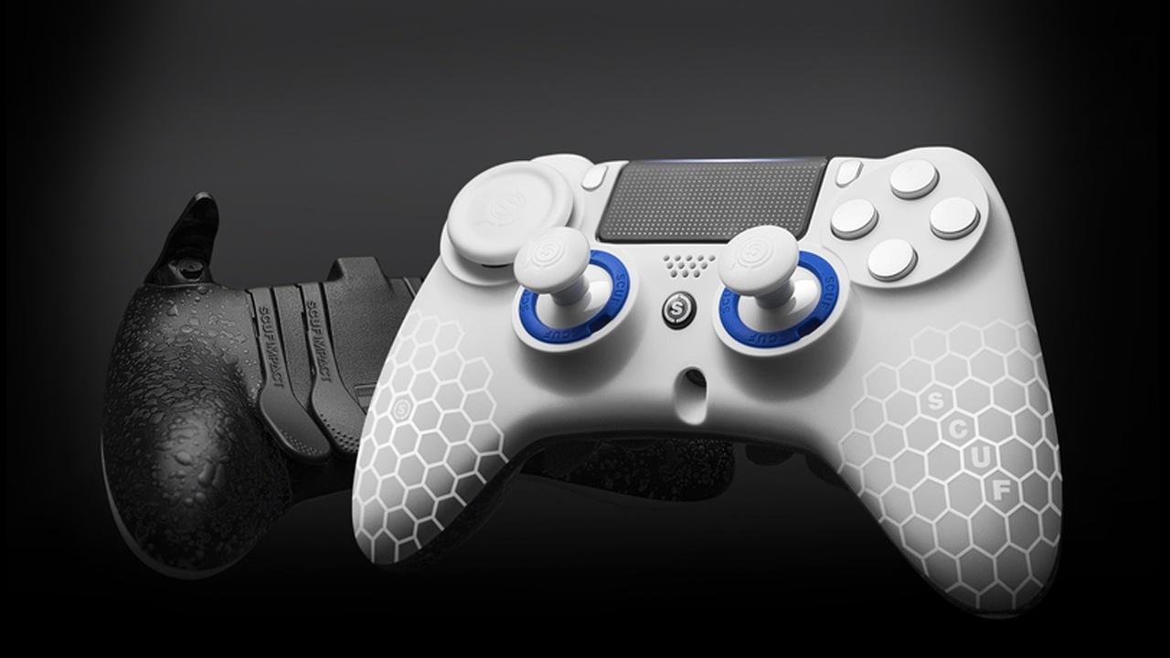 PS4 Elite Controller Scuf Impact Amp Infinity Pro Vorgestellt