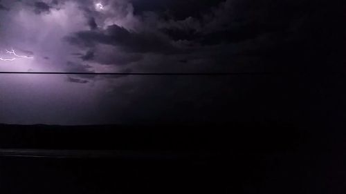 Capturing lightning in NB. (C) 1inawesomewonder.