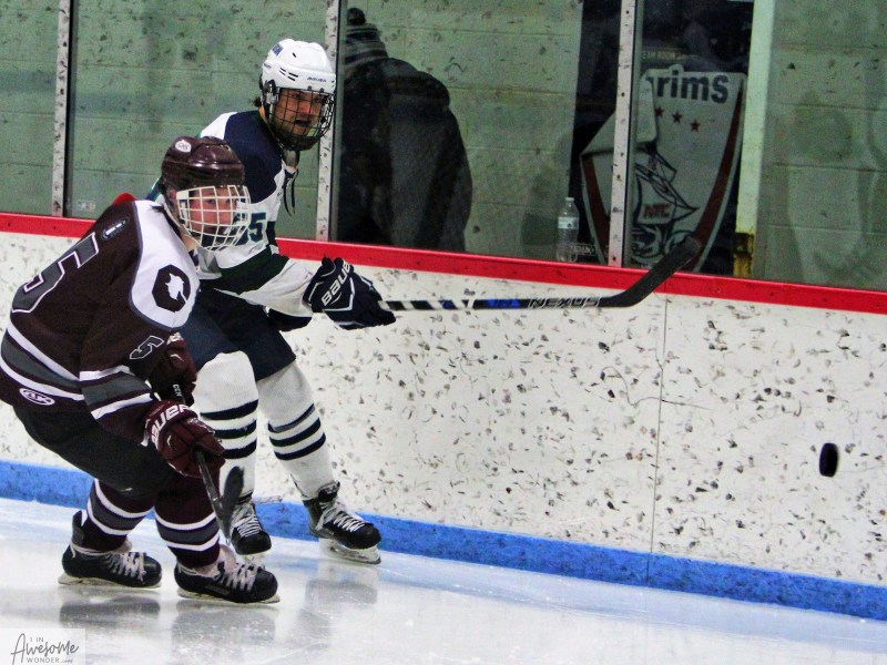Hockey: Goffstown 3 at John Stark-Hopkinton 1