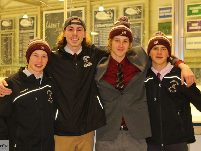 NH Hockey: D2 All-State Teams