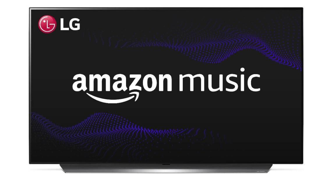 LG добавляет поддержку Amazon Music своим умным телевизорам, АБЗАЦ