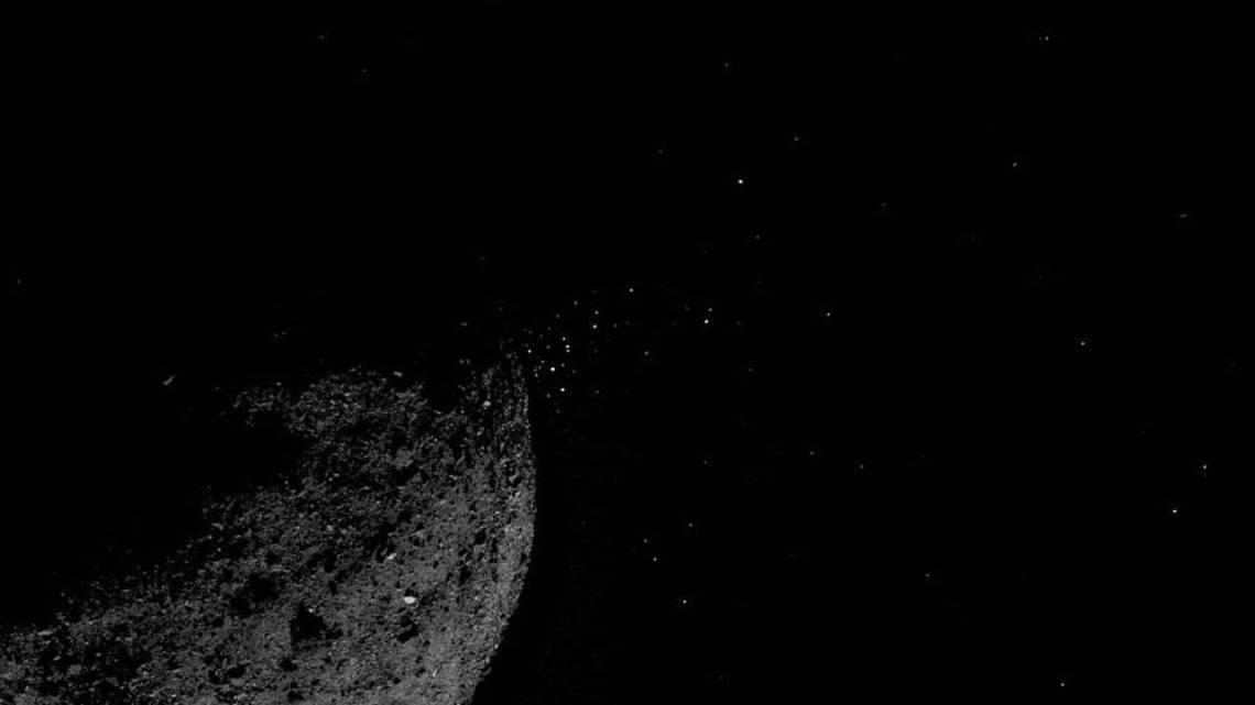 OSIRIS-REX раскрыл новую тайну астероида Бенну, АБЗАЦ