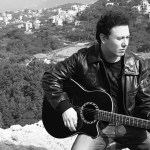 Lebanese Rock singer songwriter IJK