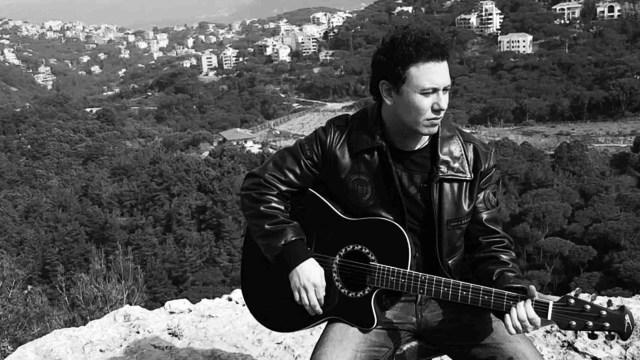Lebanese Rock singer songwriter IJK