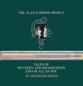 THE ALAN PARSONS PROJECT 'TALES OF MYSTERY AND IMAGINATION' 40TH