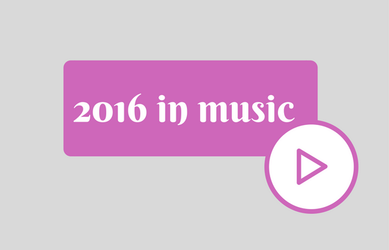 2016 in music