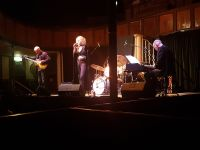 Zoe Schwarz Blue Commotion at The Huntingdon Hall Worcester