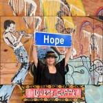 Louise Cappi - Hope (album cover)