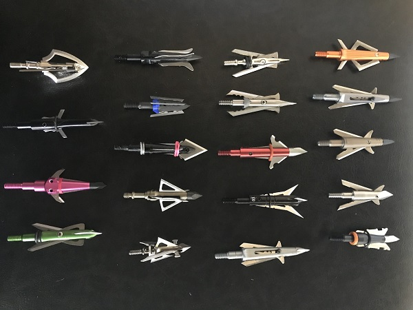 mechanical broadheads pre test
