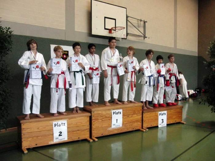 landesmeister-kata-team-2011