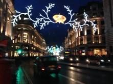 Rengent street by night