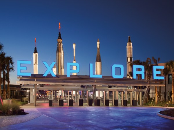 Kennedy Space Center Visitor Complex | PGAV