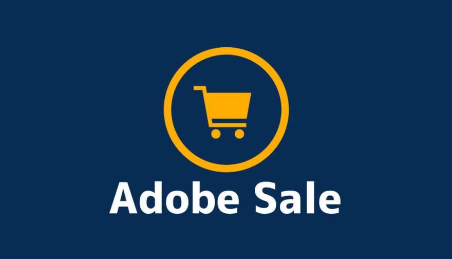 Adobeセール