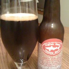 2. Dogfish Head – Chicory Stout