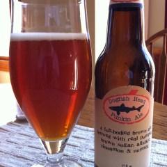 183. Dogfish Head – Punkin Ale