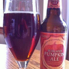 184. St. Louis Brewery / Schlafly – Pumpkin Ale Special Release