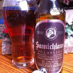 245. Brauerei Schloss Eggenberg – 2009 Samichlaus Classic Bier