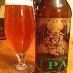 248. Stone – Ruination IPA India Pale Ale