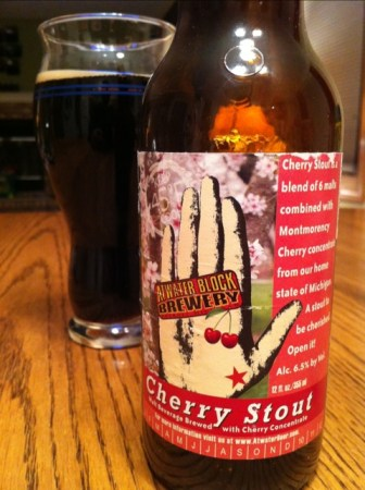 Atwater Block Cherry Stout