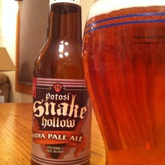 254. Potosi Brewing – Potosi Snake Hollow India Pale Ale IPA