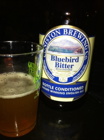 Coniston Brewing Bluebird Bitter