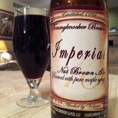 269. Tommyknocker Brewery – Imperial Nut Brown Ale