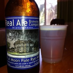 317. Real Ale Brewing Co. – Full Moon Pale Rye Ale