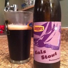 336. Dugges Ale & Porterbryggeri AB – Kals Stout Oatmeal Stout