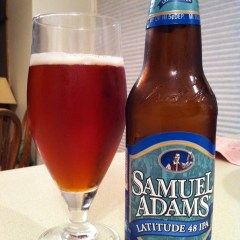341. Samuel Adams – Latitude 48 IPA