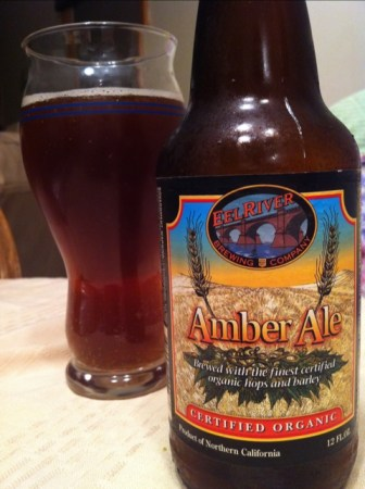 Eel River Brewing - Certified Organic Amber Ale