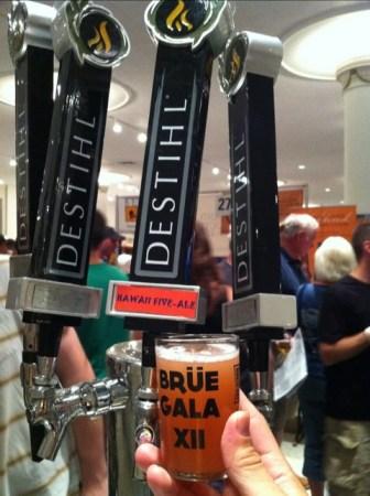 Destihl Restaurant & Brew Works - Hawaii Five-Ale