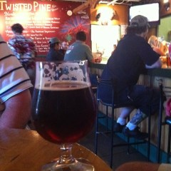 367. Twisted Pine Brewing – Bough Breaker Barleywine
