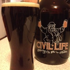379. The Civil Life – American Brown Ale