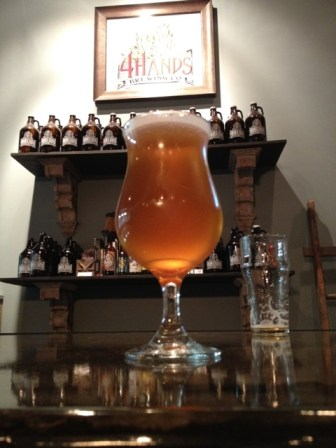 4 Hands Brewing - Prunus Saison