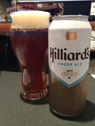 Hilliard's Beer - Hilliard's Amber Ale