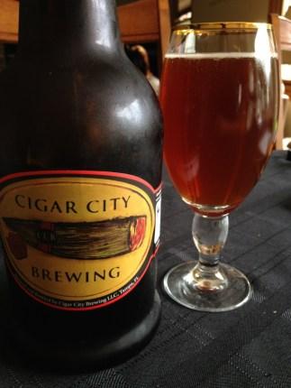 Cigar City Brewing - Minaret ESB