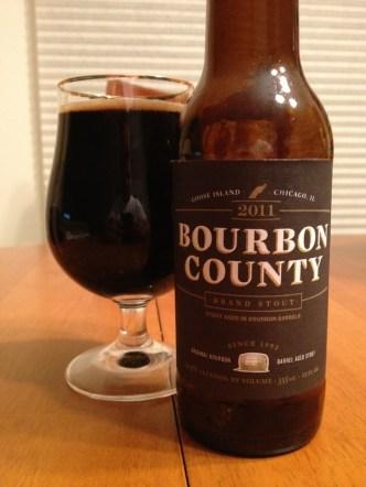 Goose Island - 2011 Bourbon County Stout