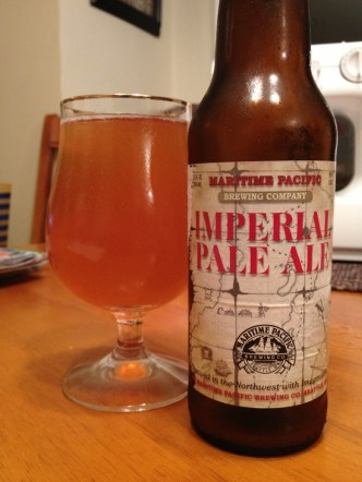 Maritime Pacific Brewing Co. - Imperial Pale Ale