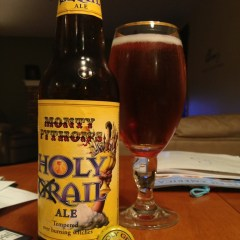 498. Black Sheep Brewery – Monty Python's Holy Grail Ale