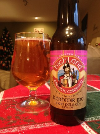 506. Highland Brewing Co - Kashmir IPA India Pale Ale